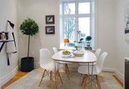 phòng ăn nhỏ