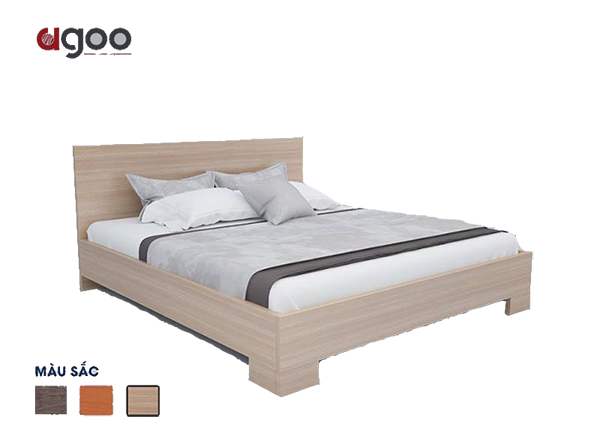 giường ngủ hiện đại dn0003