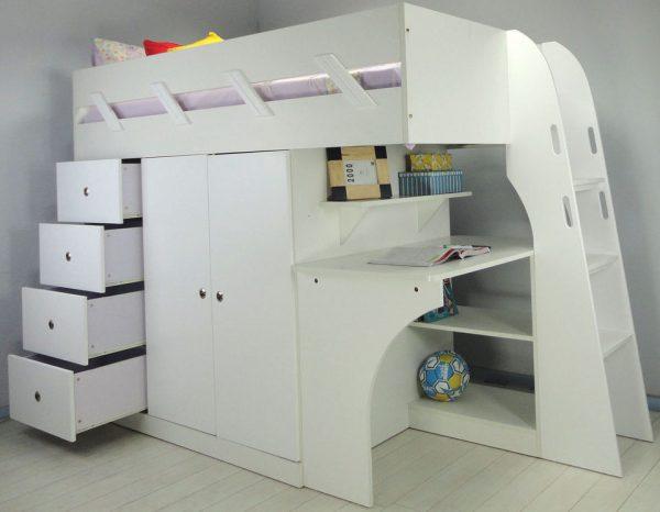 giường tầng đa năng gt0006