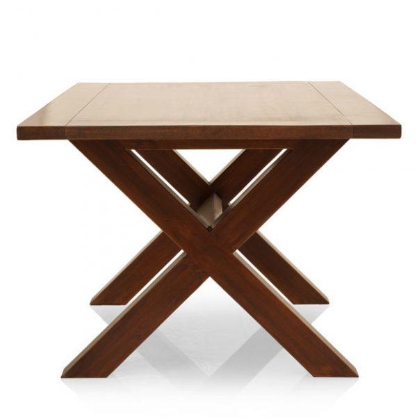 bàn ăn gỗ 6 ghế ba0002