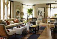 bố trí nội thất phòng khách dài và hẹp