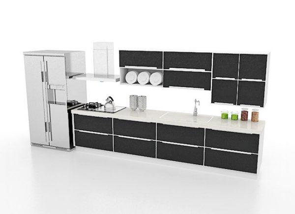 tủ bếp tb0001