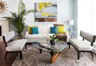 giải pháp thiết kế phòng khách nhỏ hẹp