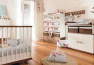 trang trí phòng ngủ cho trẻ sơ sinh
