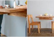cách bố trí bàn ăn phòng bếp nhỏ