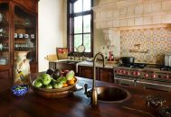 mẫu bàn đảo bếp hiện đại