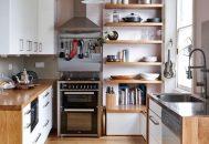 thiết kế nội thất phòng bếp tinh tế