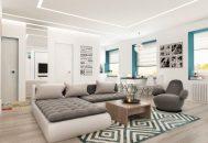 Thiết kế nội thất chung cư 50m2