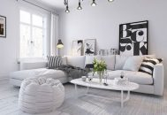 xu hướng thiết kế phòng khách đẹp
