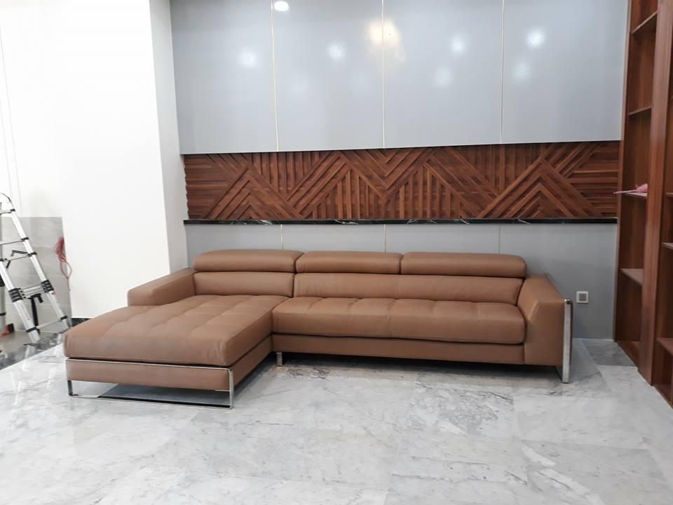 10 mẫu sofa da xuất khẩu