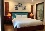 thi công nội thất khách sạn A1 cầu gỗ hà nội