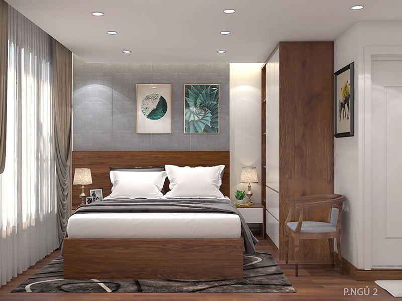 thiết kế nội thất khách sạn 172 ô chợ dừa