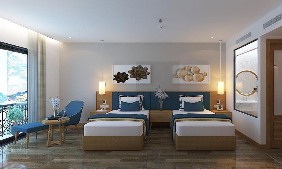 thiết kế nội thất khách sạn tại đà nẵng